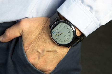 Le top 10 des meilleures montres connectées | Mobile Technology | Scoop.it
