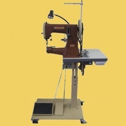 Industrial Leather Sewing Machines: Research Well before Choosing a Correct Leather Sewing Machine! | Leather Sewing Machine | Scoop.it