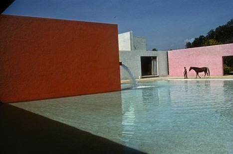 25 Years After Luis Barragán's Death, A Look At Mexican Modernists | Historia del Arte | Scoop.it