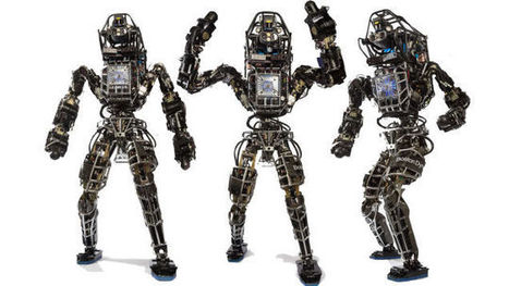 ATLAS, The Pentagon's Humanoid Robot, Just Got A Major Upgrade   Outbreaks of Futurity   Scoop.it