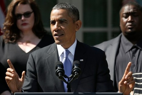 Obamacare is Obama's Obamacare. (Not his Katrina.)   Amit Aggarwal's BHS Government Scoops   Scoop.it