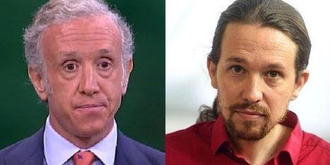Chorreo periodístico a Inda en LaSexta Noche por su 'exclusiva' sobre Iglesias | ESPAÑA, LA CRISIS Y SUS POLÍTICOS | Scoop.it