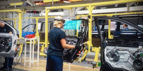 Volvo teste des casques de réalité augmentée en ingénierie, en production et en service client | Nouveaux usages numériques pour TPE et PME | Scoop.it