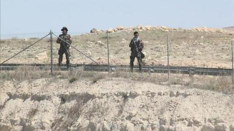 Turquie: La construction du mur de sécurité de 300 Km à la frontière syrienne | Frontières et espaces frontaliers dans le monde. | Scoop.it