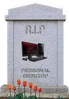 Death of the Desktop and Gaming as We Know It | M-learning, E-Learning, and Technical Communications | Scoop.it