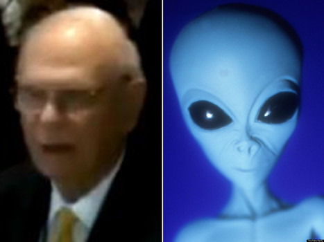 WATCH: Our Ex-Defence Minister Thinks Aliens Are Among Us | promienie | Scoop.it