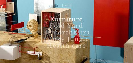 Art-Spire, Source d'inspiration artistique / We Love Webdesign #238 | webdesign web dev | Scoop.it