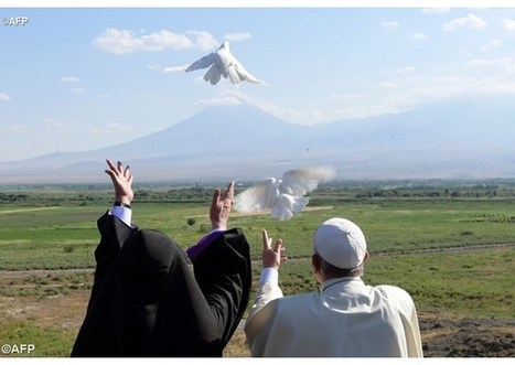 Svätý Otec o ceste do Gruzínska a Azerbajdžanu: Prispejme k mieru a zmiereniu   Správy Výveska   Scoop.it