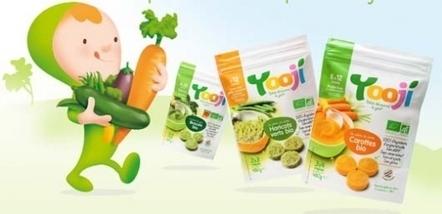 Alimentation infantile surgelée: Caravelle entre au capital de Yooji | agro-media.fr | Actualité de l'Industrie Agroalimentaire | agro-media.fr | Scoop.it