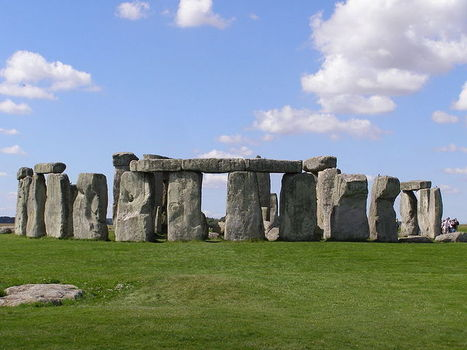 Superhenge turns out to be giant circle of chalk-filled post holes | Aux origines | Scoop.it