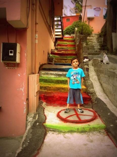 En Turquie, le pot de peinture comme arme de protestation massive | Debout | Scoop.it