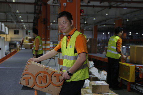 TNT China,China,PVG,gatewayAndrew Yang,TAPA,freight,express | TNT China Upgrades its Gateway Facility in Shanghai | Logistics Insight Asia | Global Logistics Trends and News | Scoop.it
