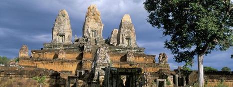 Un empire de cités médiévales découvert sous la jungle cambodgienne | The Blog's Revue by OlivierSC | Scoop.it