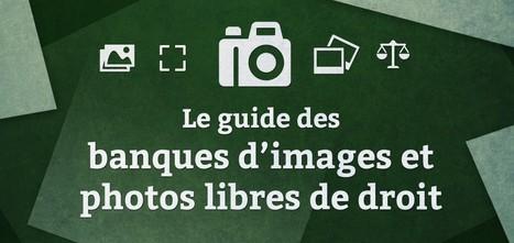 Le guide des banques d'images et photos libres de droit - MMI | Resources & Tutorials | Scoop.it