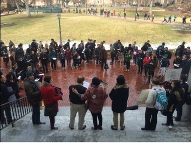 Adjuncts deem National Walkout Day a success @insidehighered | A is for Adjunct | Scoop.it