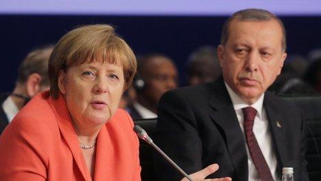 «Bild»: Merkel will Beitrittsgespräche mit Türkei stoppen | About Geopolitics | Scoop.it