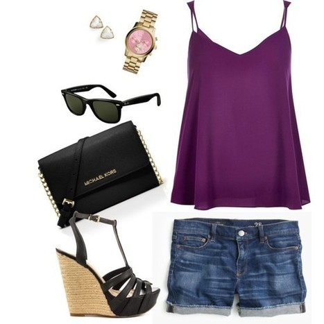 Just a Regular Summer Day!!! | Fashionista 4ever | Scoop.it