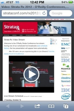 Healthcare Conference Trends: More Social and Mobile with Free Live Streaming | #HITsm | Scoop.it