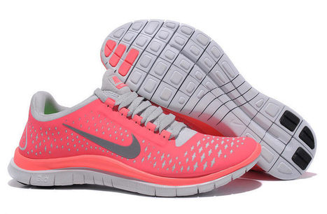 High Quality Tiffany Womens Nike Free 3.0 V4 Hot Punch Pink uk buy cheap shop   nike free run uk   Scoop.it