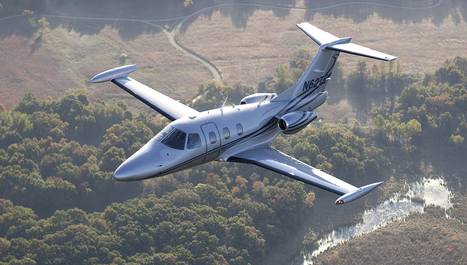 The New Eclipse Aerospace 550 Personal Jet Enters Service | Aviation Industry News | Scoop.it