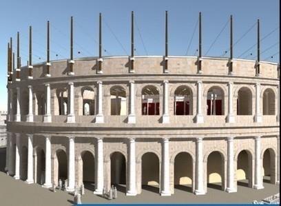 Le Marche come non le avete mai viste: Il teatro romano di Fano in 3D | Le Marche un'altra Italia | Scoop.it