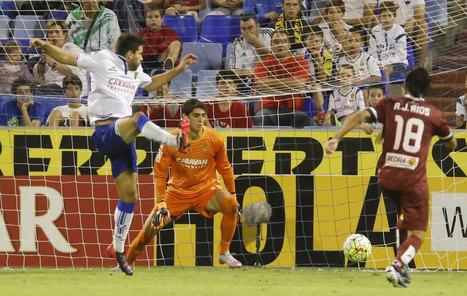 El Córdoba quiere volver a ganar ante un Zaragoza que busca el ascenso - Marca.com | #REALZARAGOZA | Scoop.it