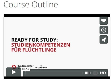 MOOC: Ready for Study - Ready for Study | Ankommen. | Scoop.it