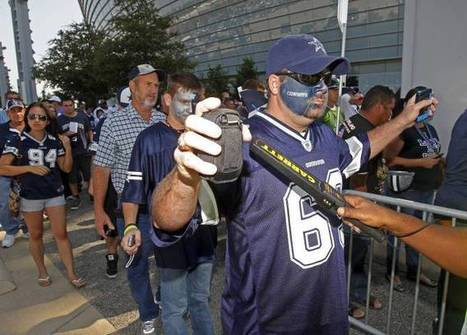 Cowboys Stadium gets ready for tighter security with new NFL bag rules | Sports Facility Management.4128503 | Scoop.it