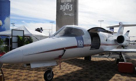 En images : Learjet fête ses 50 ans | Que s'est il passé en 1963 ? | Scoop.it