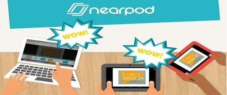 Nearpod: herramienta de presentaciones con analítica | Utilidades TIC para el aula | Scoop.it
