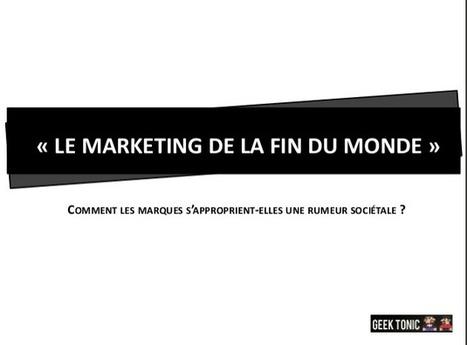  _þ Fin du monde : le Marketing ! #EOTW   On Prend Un Café ? Agence de Réputation en ligne et de community management   Quand la communication passe au web   Scoop.it