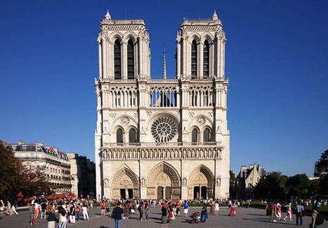 Objek Wisata Katedral Notre-Dame di Paris | Agen Rental Mobil dengan Sopir di Eropa | Scoop.it