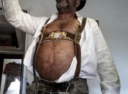 Bavarian Lederhosen With Nipples | PumpCoach | Scoop.it