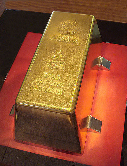 Call to bring Austrian gold back home from the UK - Business News - Austrian Times Online News - English Newspaper | Gold and What Moves it. | Scoop.it