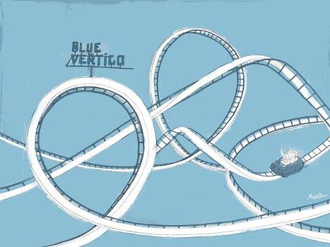 BLUE VERTIGO | Heart is a Lock, Music is the Key | Scoop.it