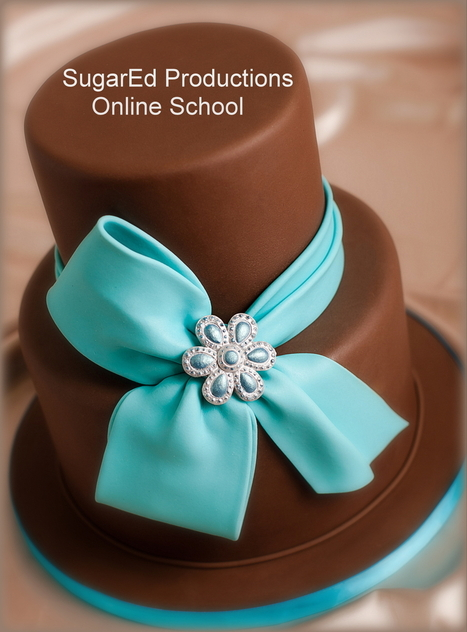 Realizzare una spilla in PDZ da un gioiello vero | Cake Design | Scoop.it