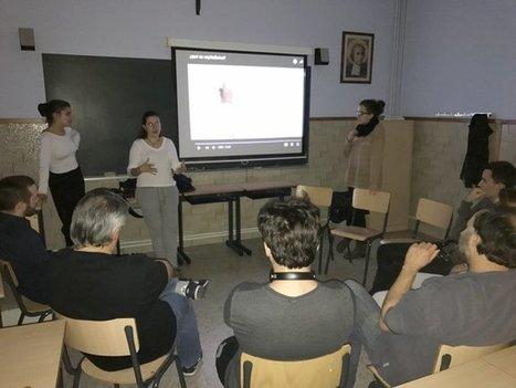 Grup de debat d' alumnes de Batxillerat | Diari del Col·legi  La Salle Mollerussa | Scoop.it