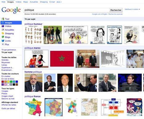 Google Images : le tri des images par sujet est là | Outils de veille - Content curator tools | Scoop.it