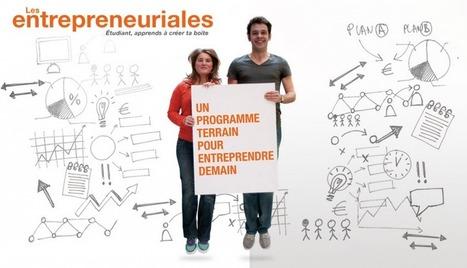 Etudiants : Un Speed Dating pour créer son entreprise le jeudi 15 ... - La Mayenne, on adore ! | Les news de Laval Mayenne Technopole | Scoop.it