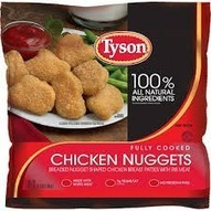 Recall: Something Even Nastier than Usual Lurks in Tyson Chicken Nuggets!!! | Garry Rogers Nature Conservation News | Scoop.it