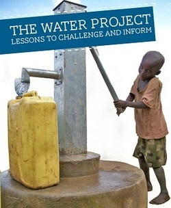 Water Crisis - Lesson Plans and Teachers Guide for High School through Elementary Grades | Education for Sustainable Development | Scoop.it