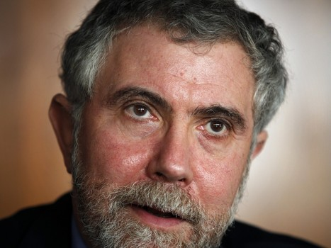 Paul Krugman bashes GOP for pushing America toward oligarchy | News in english | Scoop.it