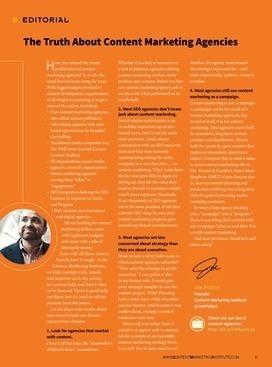 Agences éditoriales Vs Brand Publishers : atouts respectifs d'acteurs du brand content - Brand Content | Brand Transmedia | Scoop.it