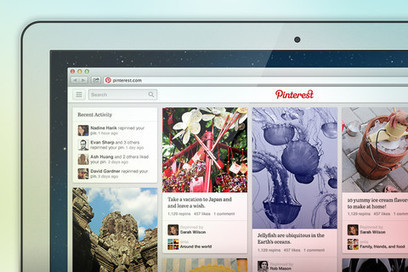 Ready for the new Pinterest? Take a look   Social Media and SEO Marketing   Scoop.it
