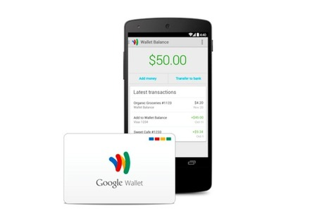 Google Wallet update lets you scan in your loyalty cards more easily   Mobile paiement, coupons and digital wallet for loyalty cards   Scoop.it
