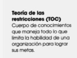 teoría de restricciones - administracion de operaciones - Blogger | Administración de Operaciones | Scoop.it