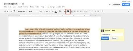 Google Drive & Research Essays: Monitoring the Writing Process | Todoele: Herramientas y aplicaciones para ELE | Scoop.it