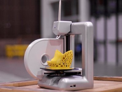 Affordable Consumer 3D Printer and its Web-Based Alter Ego | Gadgets, Science & Technology | Innovation & Sérendipité | Scoop.it