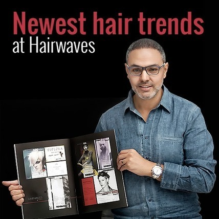 Get the latest hairstyle from Charbel. Schedule an appointment toda | Fashion in UAE | Scoop.it