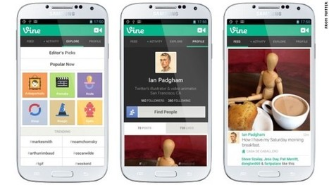 Vine, Instagram and the rise of bite-sized video | SEO | Scoop.it